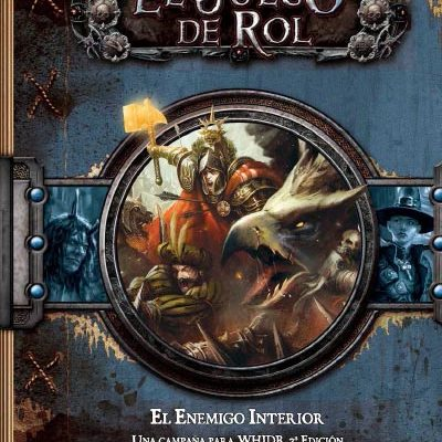 el enemigo interior, descarga warhammer