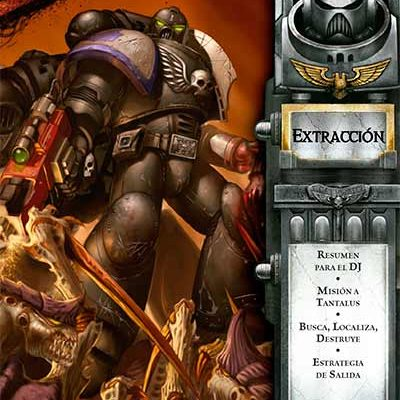 extracción, deathwatch