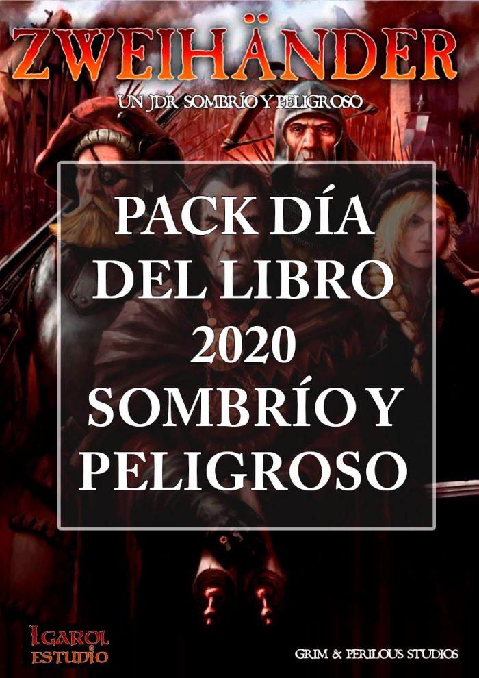 Pack Zweihander RPG Día del Libro 2020