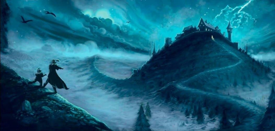 Warhammer rol: mansion ante una tormenta