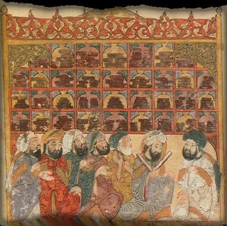 Culturas de warhammer rol: arabia
